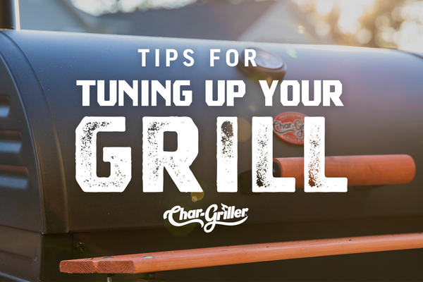 Tips for Mid-Summer Grill Tune Up