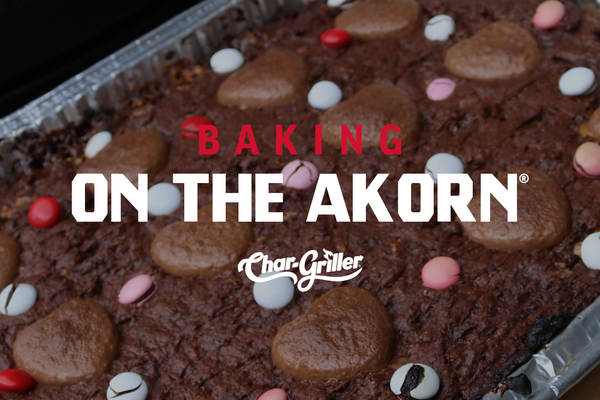 How to Bake on the Char-Griller AKORN® Kamado Charcoal Grill