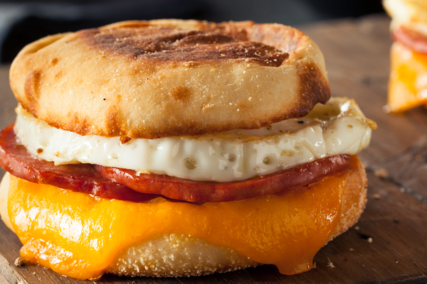 Flat Iron® 3-Step Breakfast Sandwiches