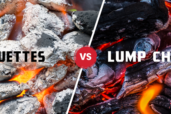 What's the Difference Between Briquette Charcoal and Lump Charcoal?