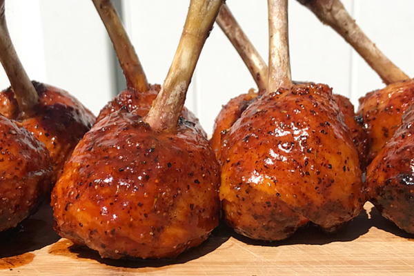 BBQ Fiends Chicken Lollipop Recipe