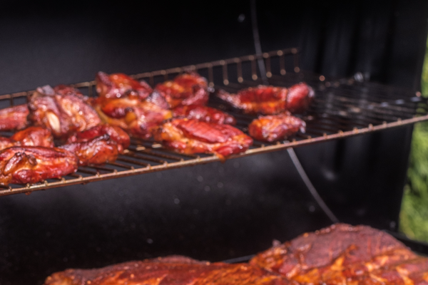 Certified Competition Smoked Ribs Tips