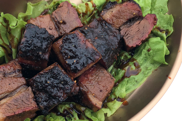 Saucy Brisket Burnt Ends