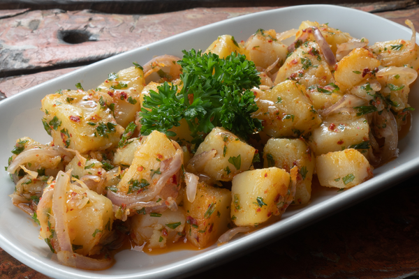 Garlic & Herb Seasoned Potatoes