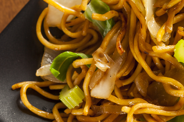 2-Burner Flat Iron® Simple Lo Mein