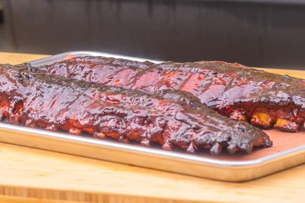 Certified Grilled and Smoked Baby Back Ribs