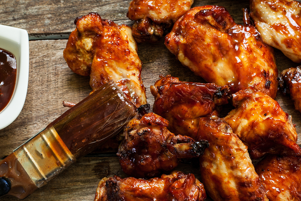 Sweet n' Spicy BBQ Sauce