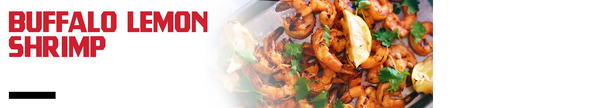 Buffalo Lemon Shrimp Recipe