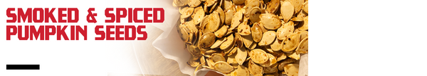 Smoked and Spiced Pumpkin Seeds