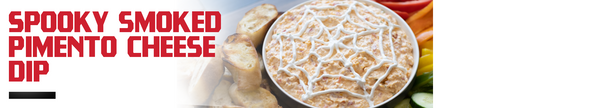 Smoked Pimento Cheese Dip Recipe