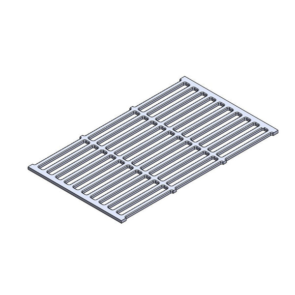 COOKGRATE - CAST IRON GRATE FOR SFB/PATIO (1 PC)   14.5 x 8
