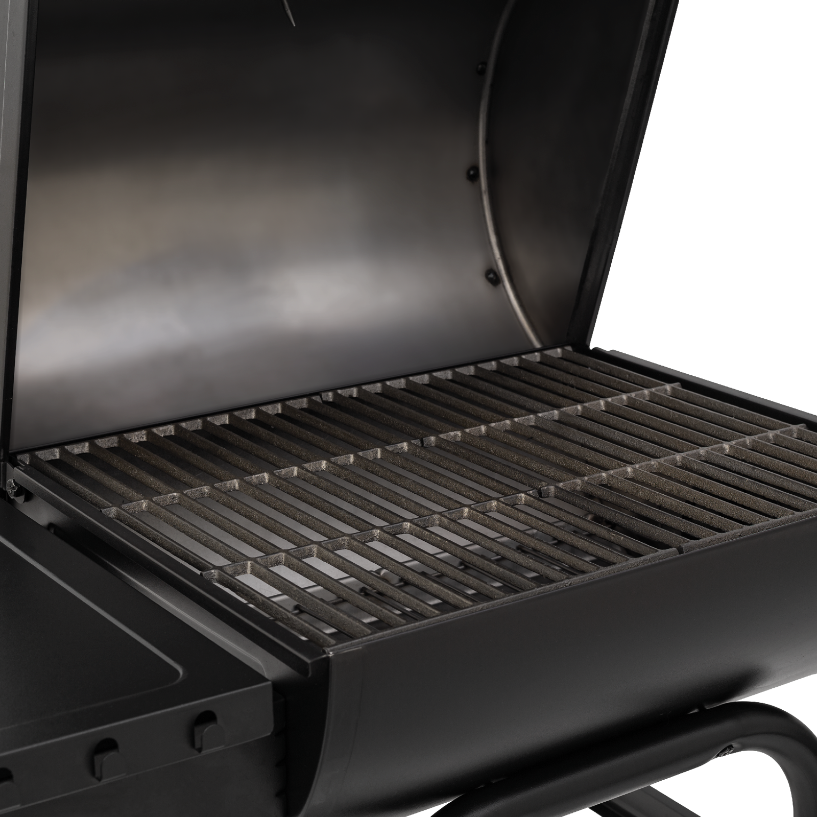 Outlaw Grills™ Maverick™ Barrel Style Charcoal Grill