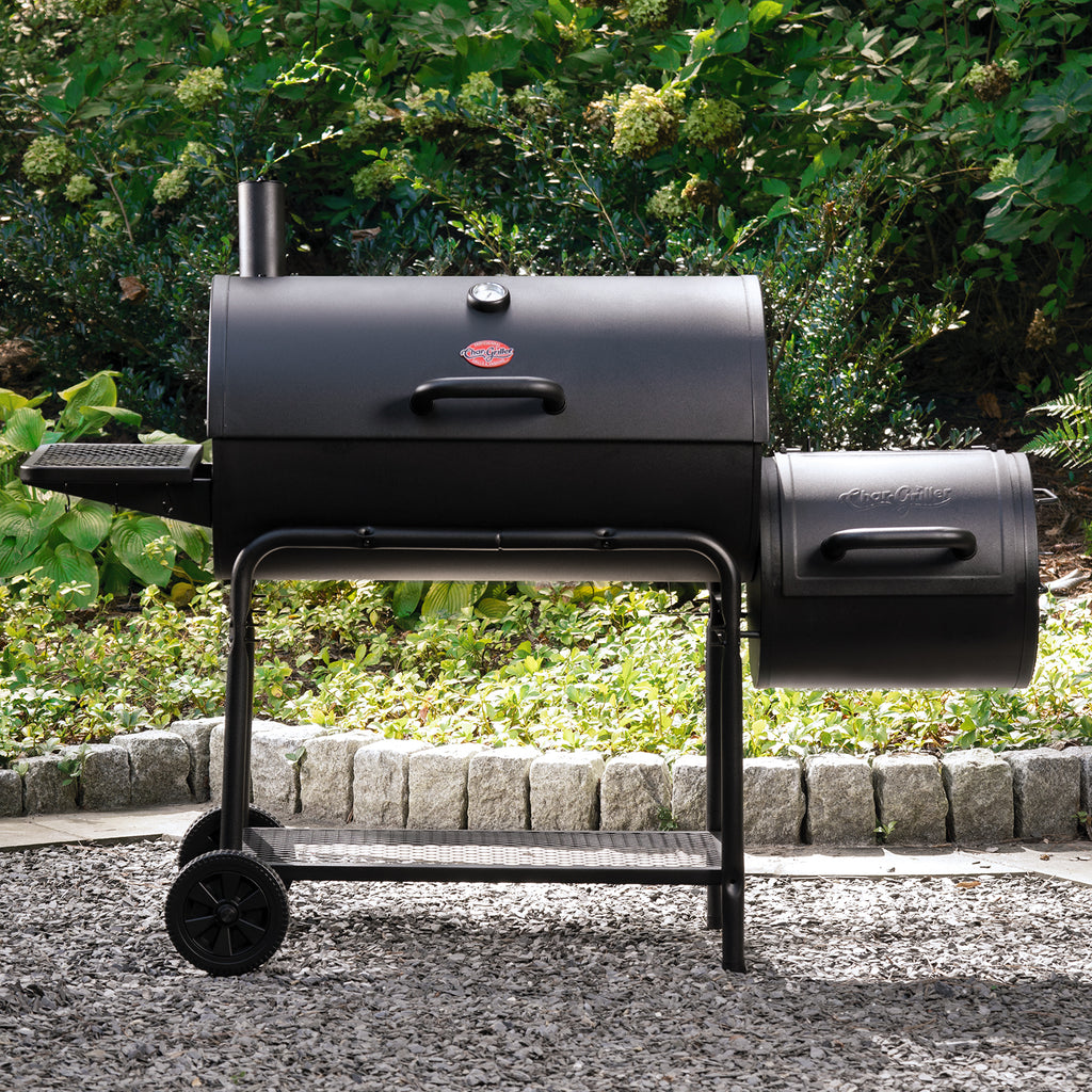 Char Griller Smokin Champ Charcoal Grill Char Griller
