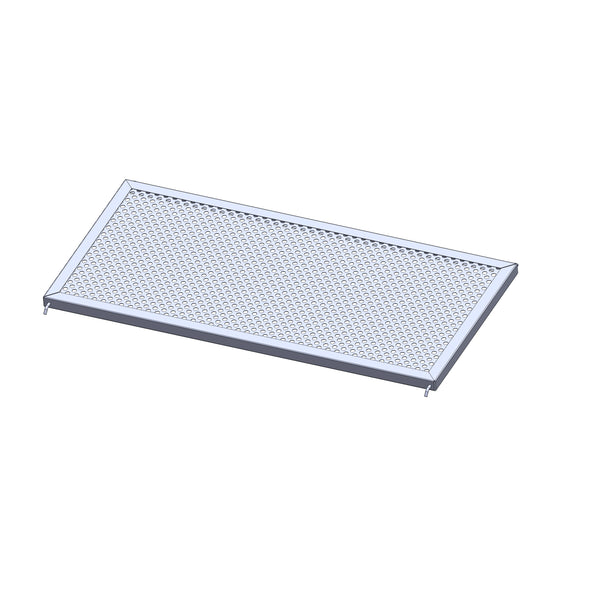 BOTTOM SHELF - PERFORATED - (3724)