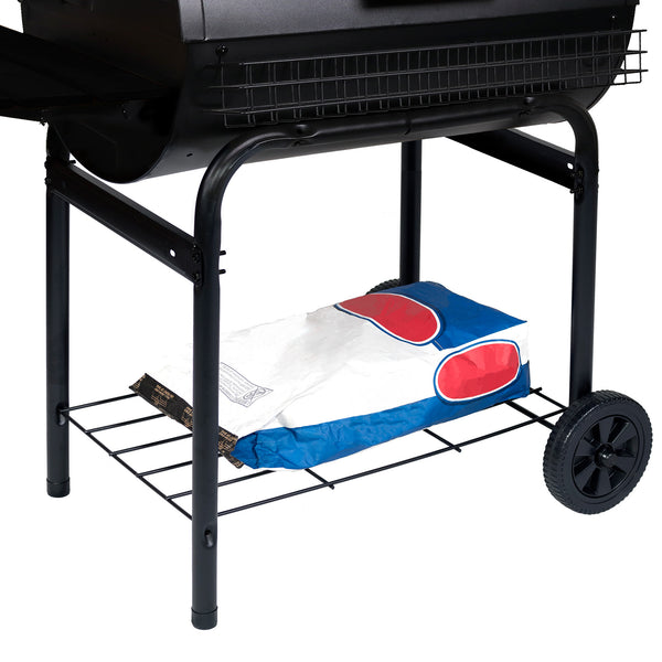 GRILLS - DELUXE BARRELL GRILL