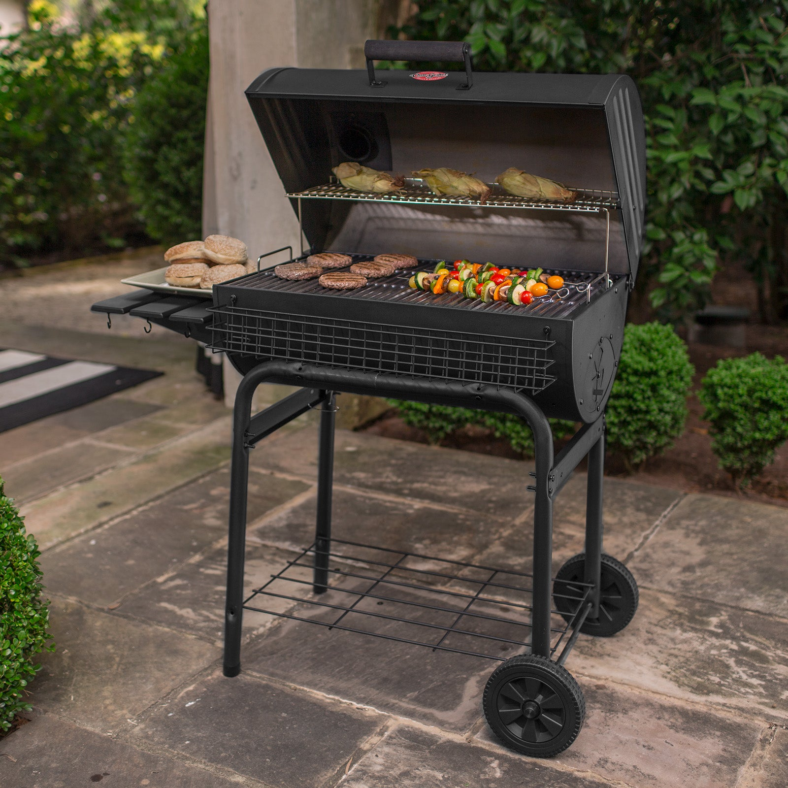 Deluxe Griller Charcoal Grill