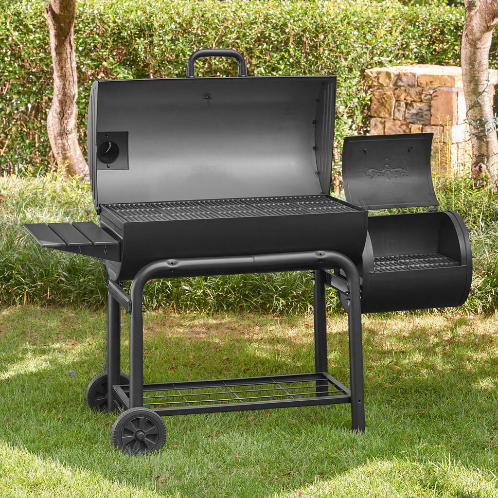 Smokin Outlaw Charcoal Grill Char Griller