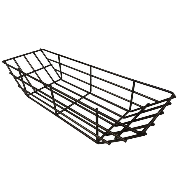 CHARCOAL BASKET  17 X 5 X 3.5   Does not fit Patio Pro or Side Fire Box
