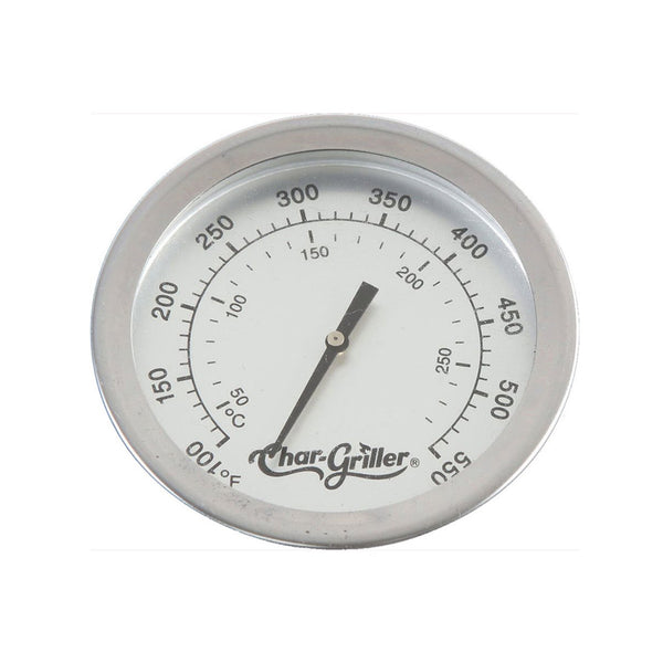 THERMOMETER WITH WINGNUT & FLAT WASHER (8100, 8125)