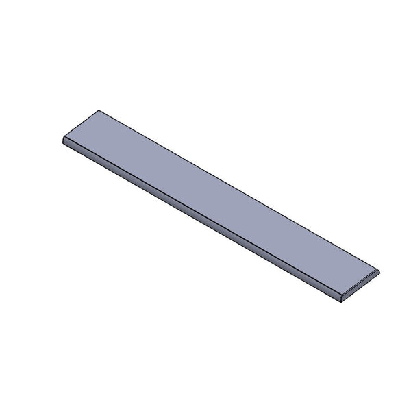 SHELF FRONT METAL (INDIVIDUAL PIECES) 2823