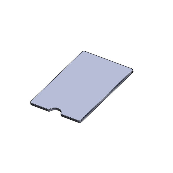 SIDE BURNER LID - (5050, 5650, 5072, 3001)