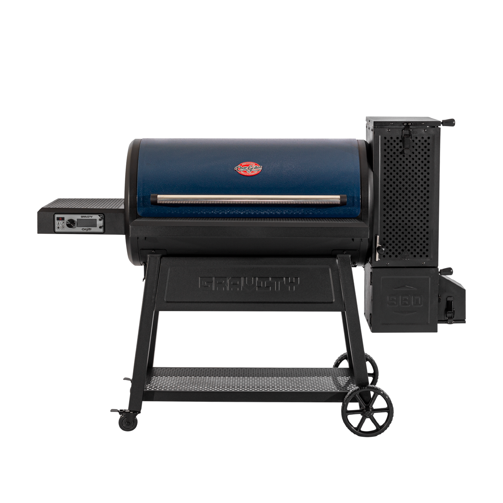Char-Griller® Gravity Fed 980 Charcoal Grill