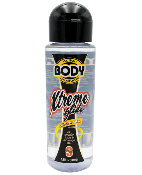 Body Action Xtreme Silicone - 4.8 oz Bottle