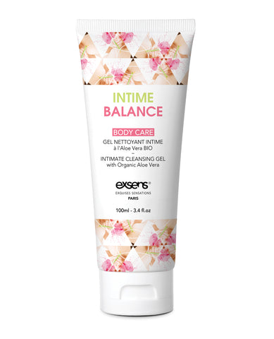 EXSENS Intimate Balance Cleansing Gel - 3.4 oz