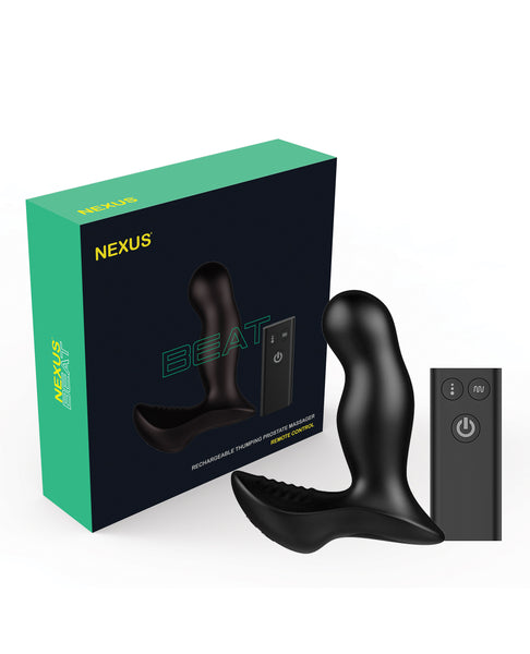 Nexus Beat Prostate Thumper - Black