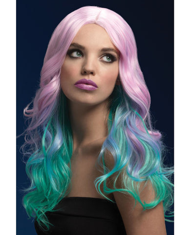 Smiffy The Fever Wig Collection Khloe - Pastel Ombre
