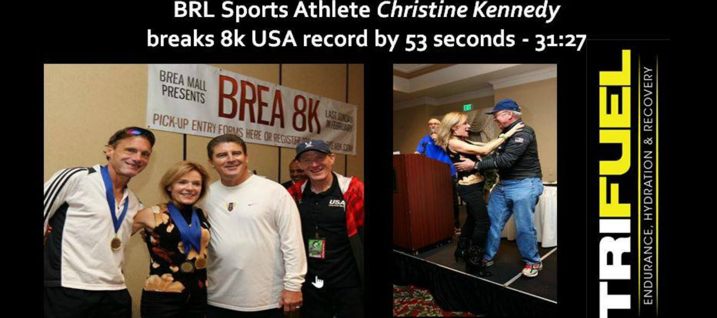Christine Kennedy – Masters Runner, Marathoner