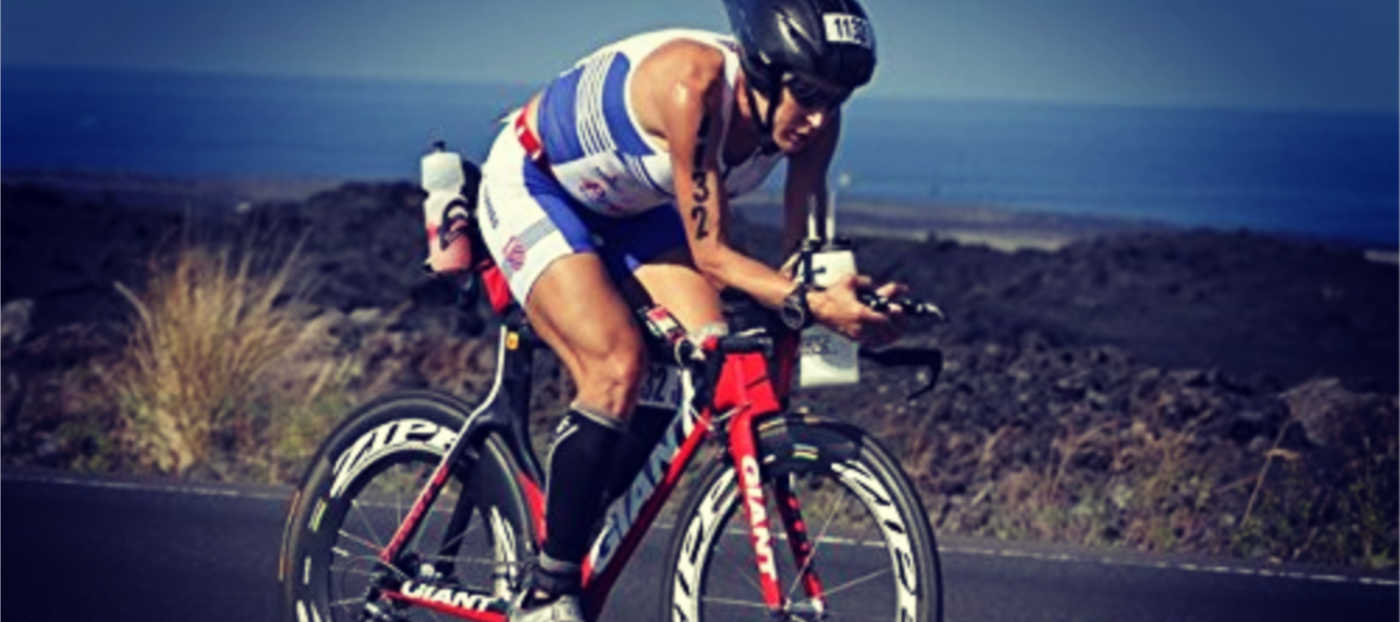 Tanya Houghton, Ironman Triathlete, World Champion