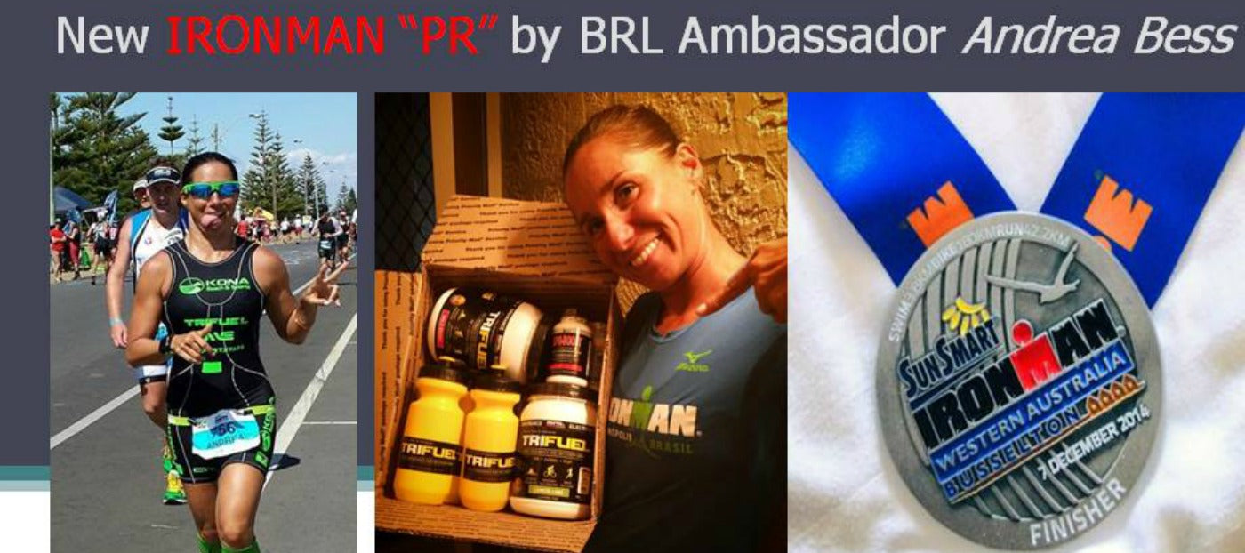 Andrea Bess, 4 X Ironman World Championship Triathlete, Fitness Trainer
