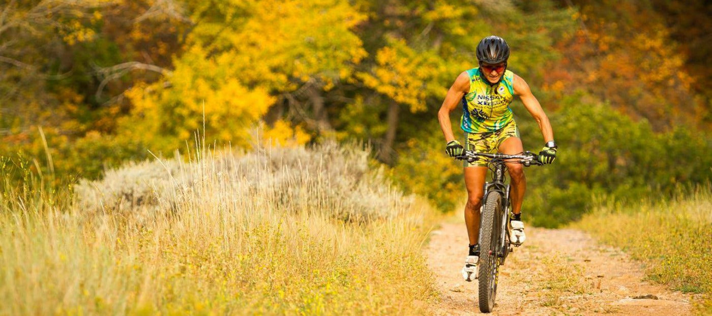 Caroline Colonna – Professional Xterra Triathlete