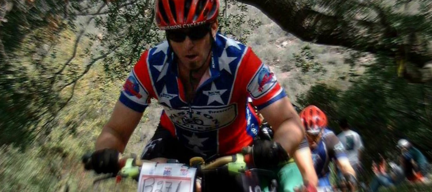 Jeff Meyer, Elite Masters Road and MTB Rider
