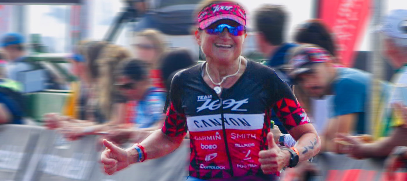 karen hoffman, ironman triathlete
