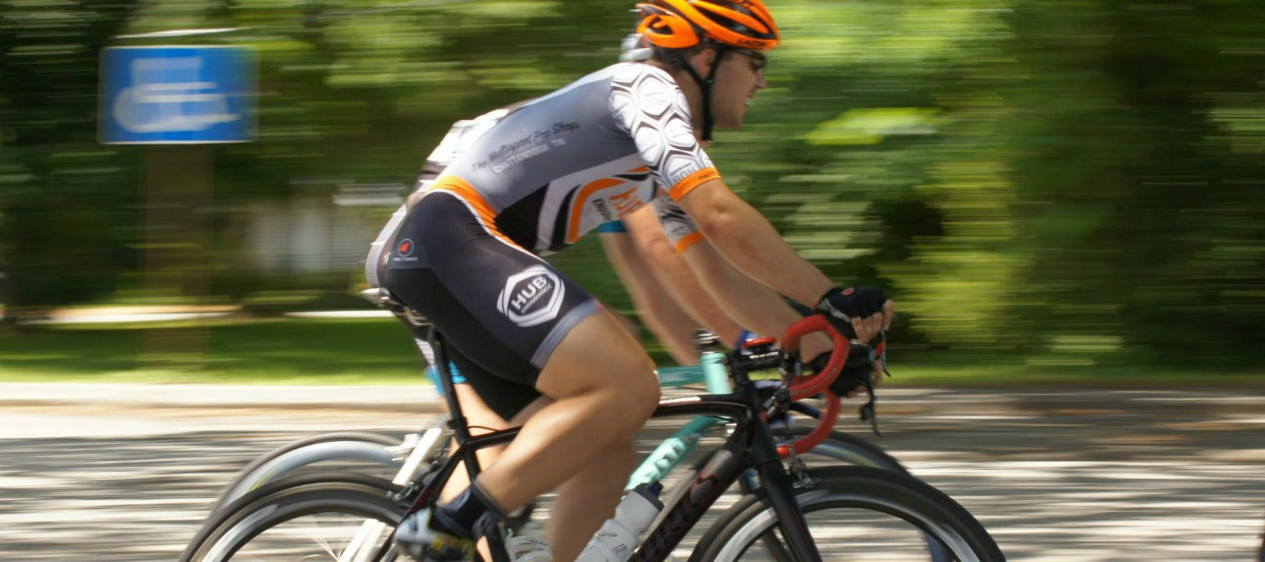Matt Robbins  Cyclist, Cat 4