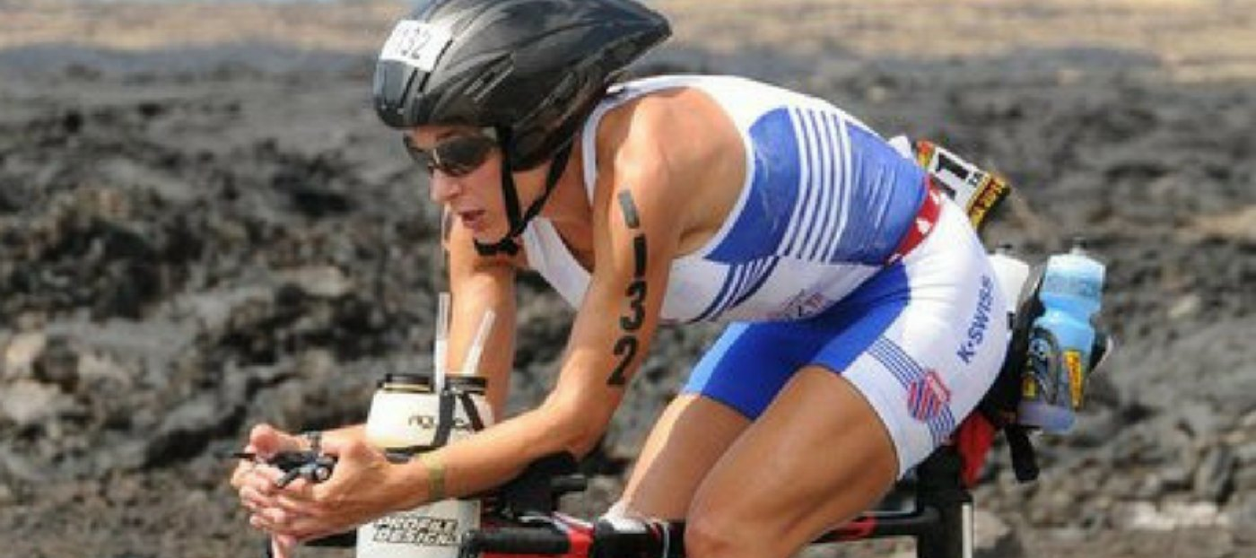Tanya Houghton, Ironman Triathlete