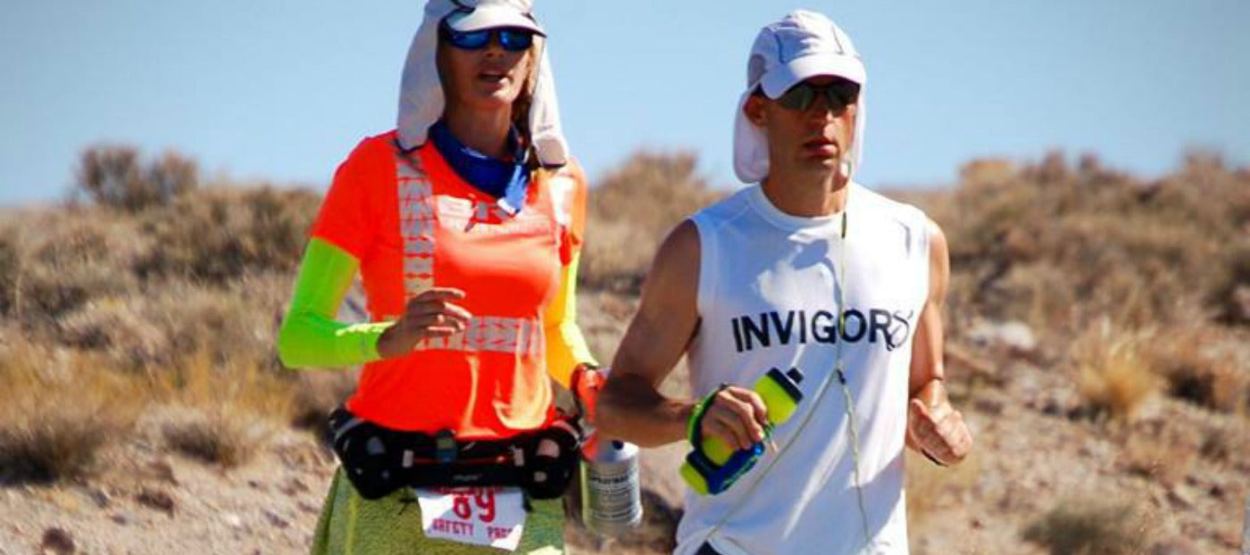 Tony Portera – Ultra Runner, 6-time finisher of the Badwater 135