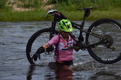 Caroline Colonna, Professional Xterra Triathlete