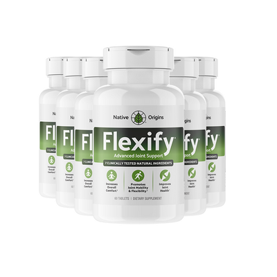Flexify Advanced Joint Support 6-pack