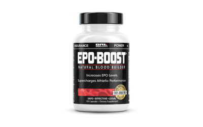 EPO-Boost Natural Blood Builder & EPO Stimulator (30-Day Supply)