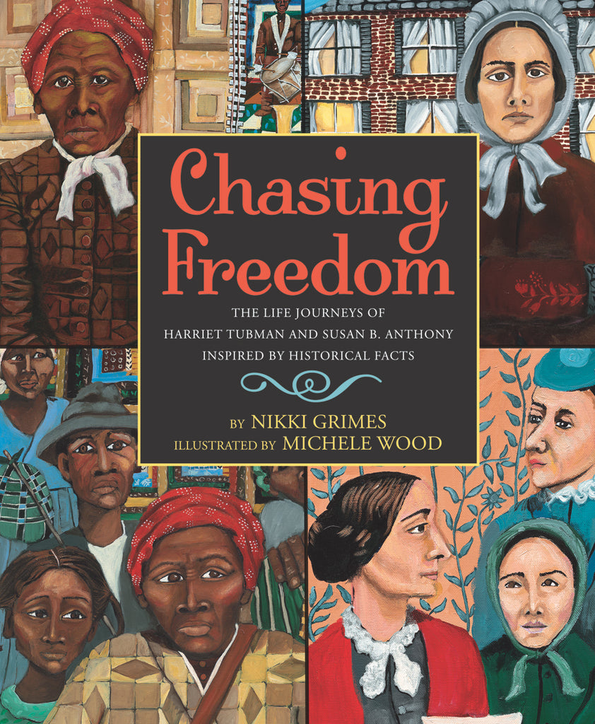 Chasing Freedom Signed Copies only available