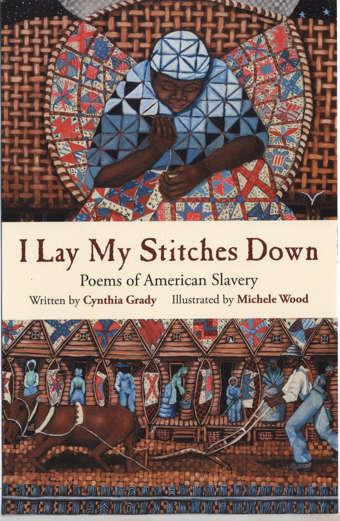 I Lay My Stitches Down: Signed copy