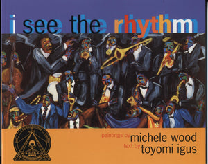 I See the Rhythm, Signed Childrens Picture Book sale!