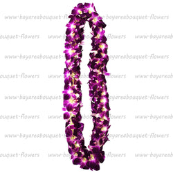FRESH DOUBLE LEIS - SONNIA
