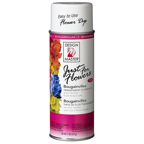Design Master 126 Just for Flowers Spray Paint, Bougainvillea