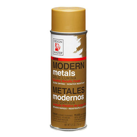 Design Master 238 Modern Metals, Gold Lumina