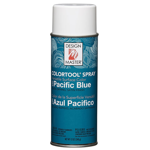 Design Master 690 Colortool Spray, Pacific Blue