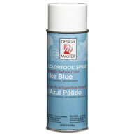 Design Master 704 Colortool Spray, Ice Blue